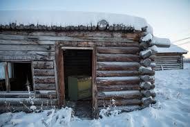 on alaska u0027s coldest days a village draws close for warmth the