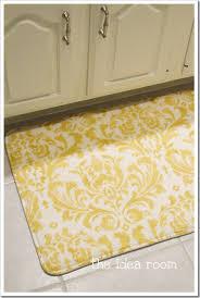 Foam Kitchen Rug Yellow Kitchen Rug Cievi U2013 Home
