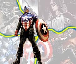 captain america james barnes marvel universe wiki
