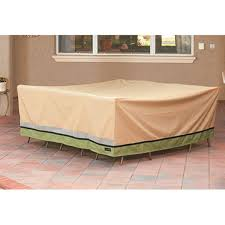 Waterproof Outdoor Patio Furniture Covers Endearing Rectangular Patio Table Cover Patio Table Cover Square