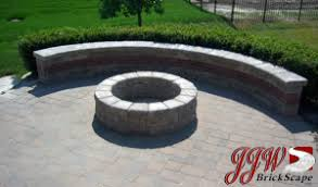 Brick Fire Pits by Brick Fire Pit And Patio Macomb Township Mi