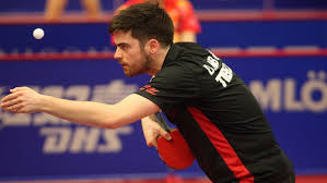 Best Table Tennis Player Great Wins At The Swedish Open For David Mcbeath Bribar Table
