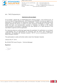 bureau des non r idents luxembourg cofacwca panel for airchoc wireless application cover letter