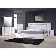 j m furniture 17853 k palermo king size bedroom set