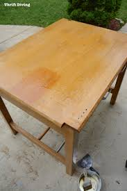 Old Wooden Furniture Strip Furniture How To Create A Natural Wood Furniture Look With Oak