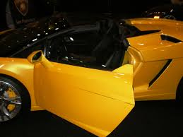 lamborghini gallardo doors file 2007 yellow lamborghini gallardo spyder driver s side door