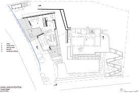 Modern Home Floor Plan by Ground Floor Plan Modern Home In The Mountains Kitzbühel Austria