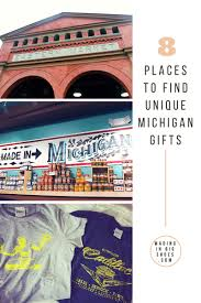 8 places to find unique michigan gifts in metro detroit wading