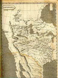 Map Of South Louisiana by University Of South Carolina Libraries Rare Books And Special