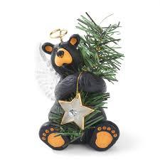 angel bear tree topper bigskycarvers com