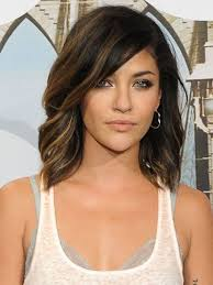 how to change my bob haircut the 25 best shoulder length hairstyles ideas on pinterest