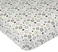 amazon com carter u0027s easy fit printed crib fitted sheet ecru