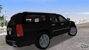 cadillac jeep cadillac escalade esv luxury 2012 for gta vice city