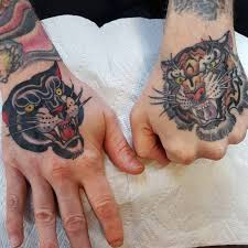 tiger and panther tattoos 100 panther tattoos that will you