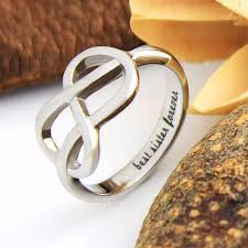 best promise rings images Tzaro jewelry sisters ring infinity ring promise ring for jpg