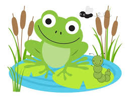 Frog Nursery Decor Frog Mural Wall Decals Baby Boy Nursery Stickers Decor Home