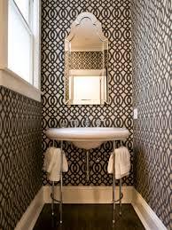 powder room bathroom ideas bathroom powder room ideas with wallpaper small bathroom remodel