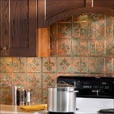 Kitchen Backsplash Tin Architecture Amazing Kitchen Backsplash Metal Tile Backsplash