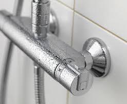 aqualisa midas plus thermostatic bar mixer shower with diverter