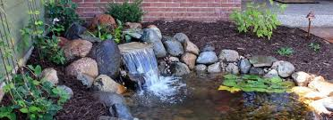 Backyard Pond Landscaping Ideas 100 Marvelous Small Waterfall Pond Landscaping Ideas For Backyard