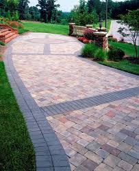 Backyard Paver Ideas Paver Designs To Inspiration Backyard Paver Design Ideas To