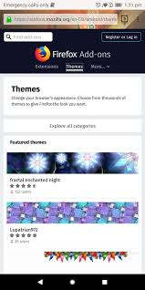 change themes on mozilla firefox mobile 101 how to customize your browser with themes