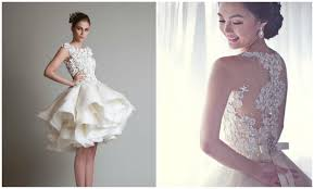Spring Summer Wedding Dress Trends Youtube