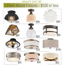 Kitchen Lighting Flush Mount by Elements Of Style Blog The Dreaded U201cboob Light U201d Http Www