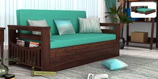 Double Bed Settee Sofa Bed Buy Sofa Beds Online In India At Best Prices
