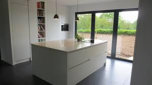 cuisine blanc mat cuisine blanc mat sans poignee ikea poignae plan maison