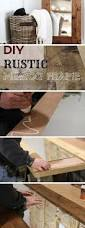 Rustic Diy Home Decor 770 Best Espejos Images On Pinterest Mirrors Mirror Ideas And