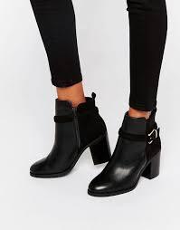 kurt geiger carvela flat boots miss kg buckle heeled