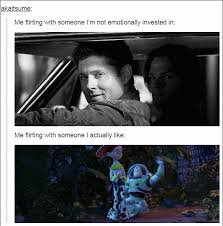 Flirting Meme - image 856220 tumblr know your meme