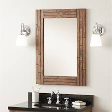 what color goes with brown bathroom cabinets ansel vanity mirror farmhouse brown