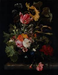 Bouquet Of Flowers In Vase File Maria Van Oosterwyck Bouquet Of Flowers In A Vase Google