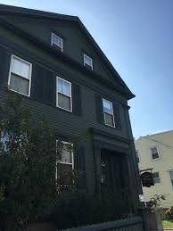 Lizzie Borden Bed And Breakfast My Sleepless Night Alone At The Allegedly Haunted Lizzie Borden B U0026b