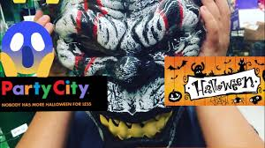 scary halloween masks party city party city trip part halloween costumes scary mask youtube