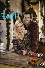 holidaze u201d with jennie garth and cameron mathison premieres on abc