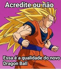 Dbz Meme - dragon ball super inferior a dbz meme by murilo chacao memedroid