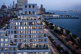 65m penthouse at robert a m stern u0027s 70 vestry is in contract