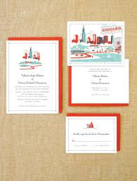 chicago wedding invitations lab partners chicago wedding invitations paper crave