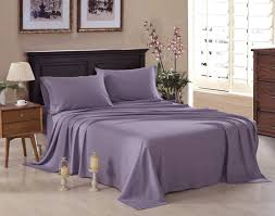 buy purple bed sheet sets u2013 ease bedding with style