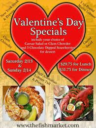 valentines specials the fish market seafood restaurants serving san diego palo alto