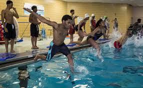 Hit The Floor Pool Dance Scene - the next day living around gun violence chicago tribune