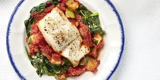 Fish Mediterranean Style Mediterranean Cod Recipe
