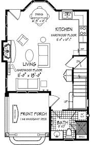 Lake Home Plans Narrow Lot 134 Best Small Home Plans Images On Pinterest Small Houses