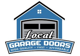 local garage door homepage