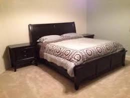 ashley furniture platform bedroom set ashley furniture ebay
