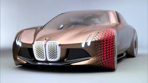 bmw future car bmw reveals the car of the future vision 100 concept