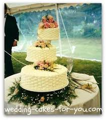 individual wedding cakes tiered wedding cakes